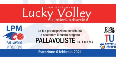 Lucky Volley - lotteria sotto rete.... online
